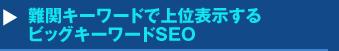 難関キーワードで上位表示するビッグキーワードSEOセミナー